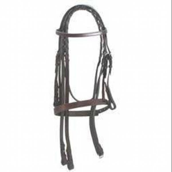 Gatsby Fancy Snaffle Bridle / Size (Pony) Best Price