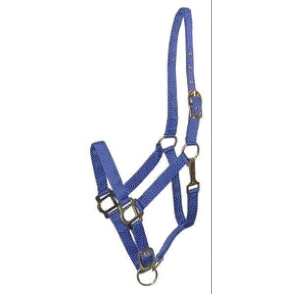 Nylon COB Halter / Color (Blue) Best Price