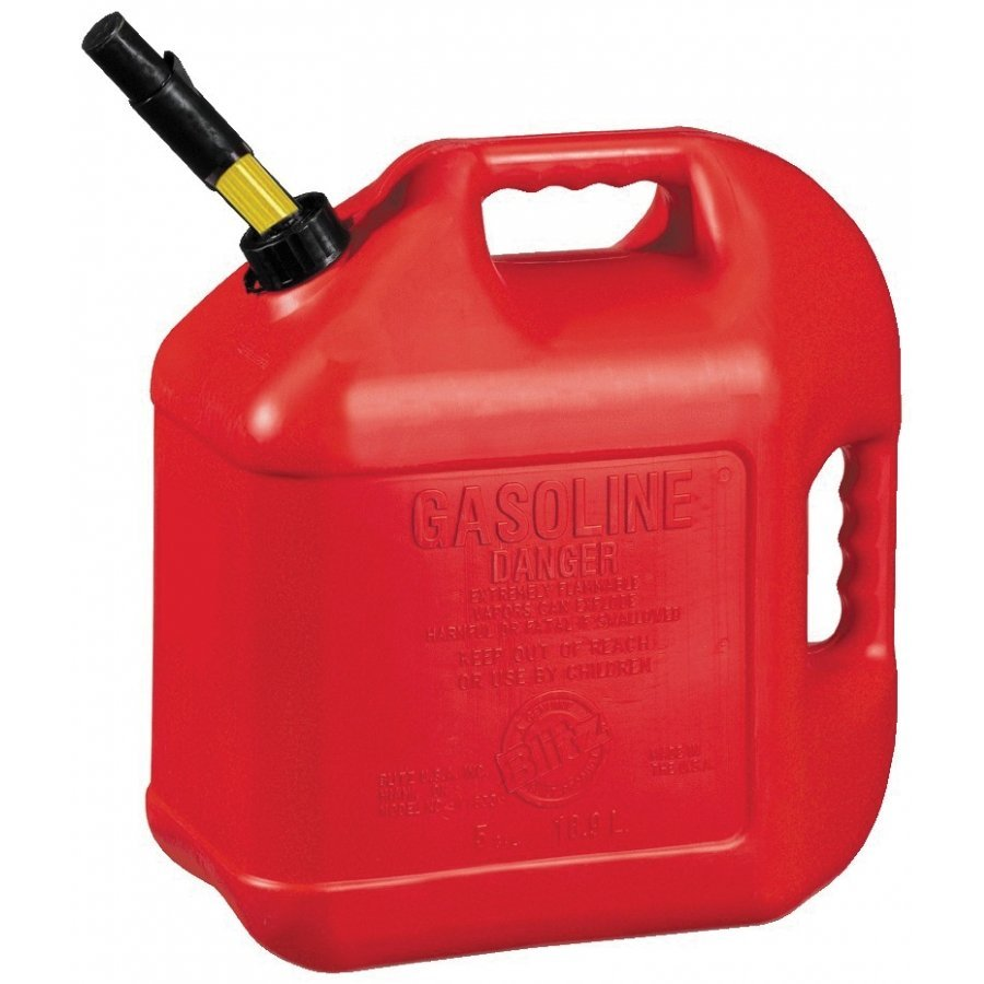 Gas Can 5 Gallon C.A.R.B. Compliant Best Price