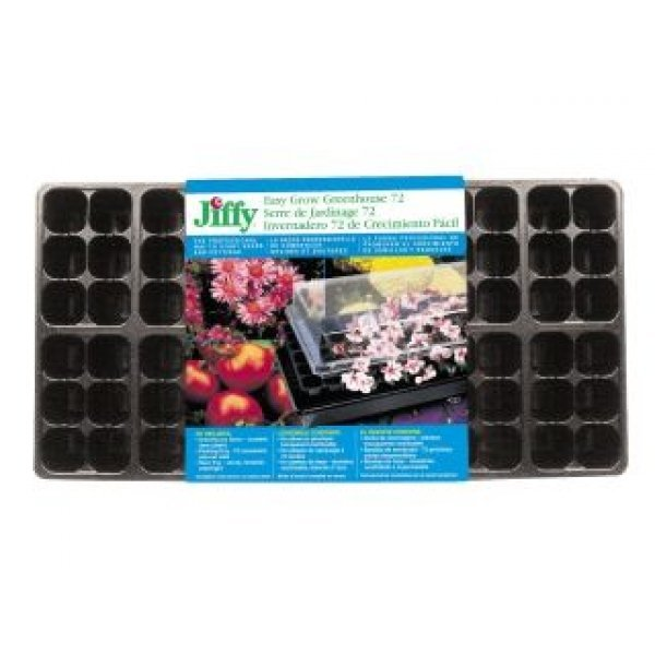 Jiffy Easy Grown Greenhouse (Case of 14) Best Price
