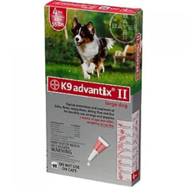 Advantix 2 Dog / Size 21 55 Lbs