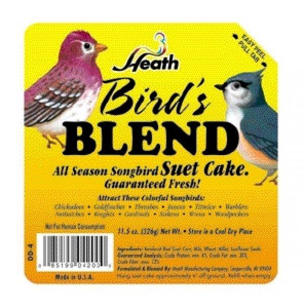 Heath Birds Blend Suet
