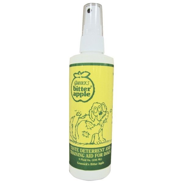 Grannicks Bitter Apple Original Spray For Dogs / Size 8 Oz. Spray