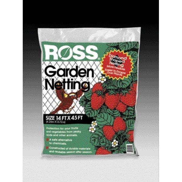 Ross Garden Netting / Size (14 X 45 ft.) Best Price