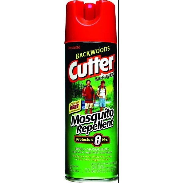 Cutter Backwoods Unscented - 6 oz. Best Price