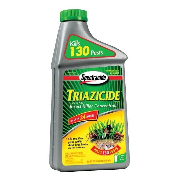 Triazicide Once and Done Insect Killer 32 oz.  (Case of 6) Best Price