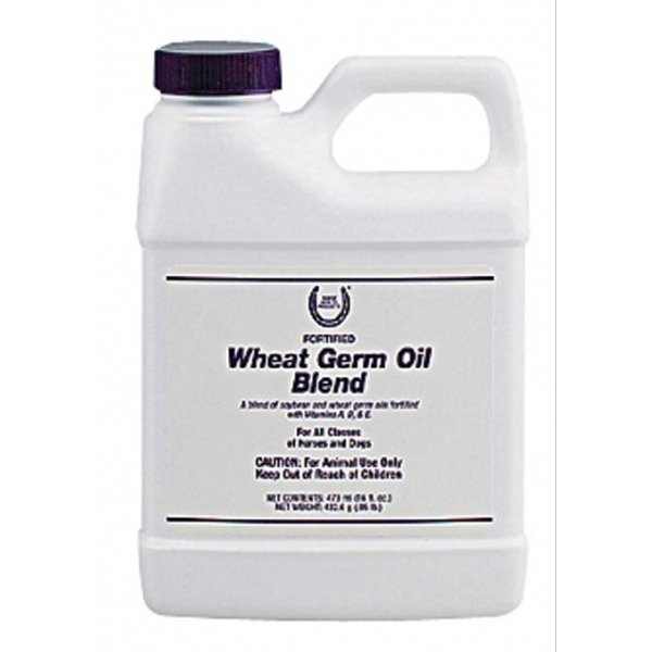Wheat Germ Oil Blend For Horses And Dogs 1 Gal Gregrobert