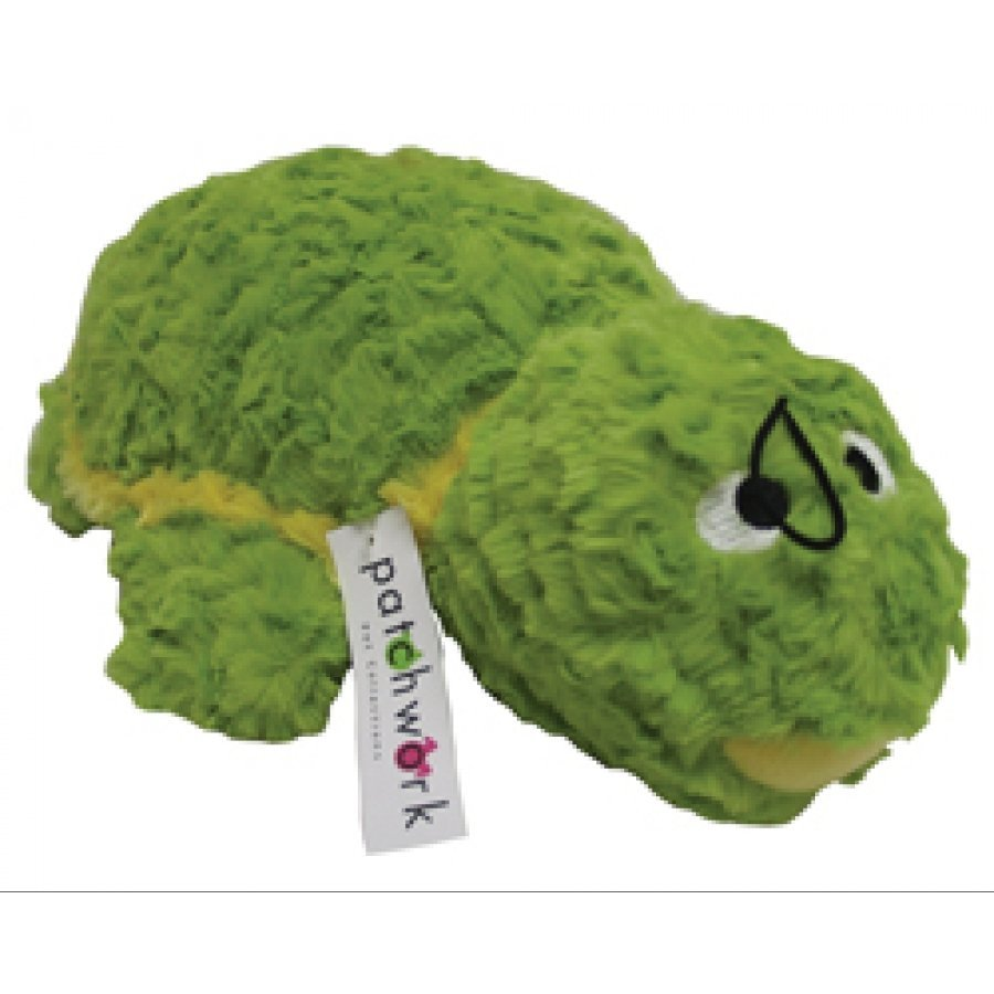 Plush Tortoise Dog Toy - 15 in.