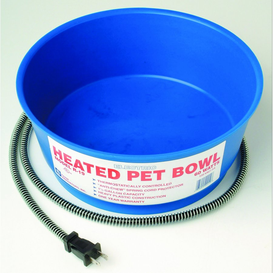 Heated Pet Bowl 60 Watts