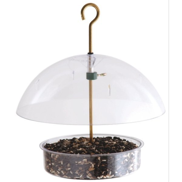 Seed Saver Dish Bird Feeder
