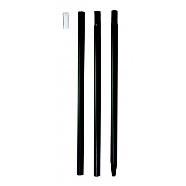 Sturdy Black Garden Pole - 68 in. Best Price