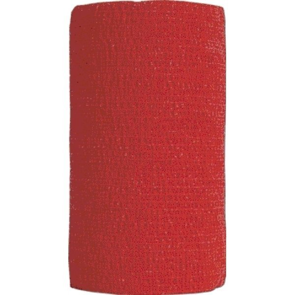 Co Flex Flexible Pet Bandage / Color Red