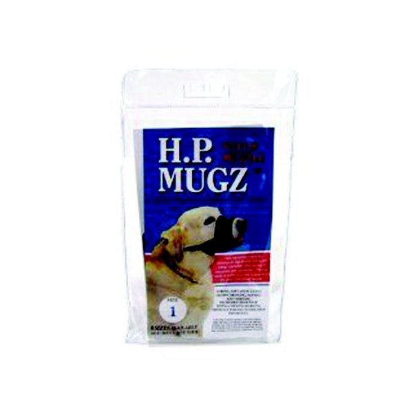 H.p. Mugz Dog Muzzle / Size 1 Small