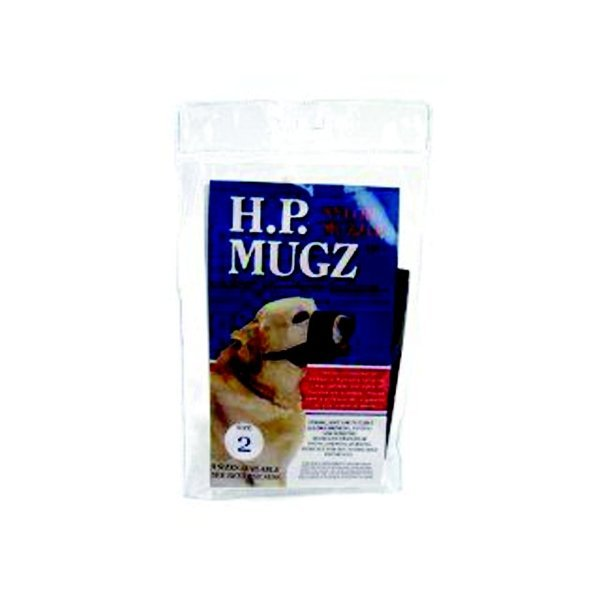 H.p. Mugz Dog Muzzle / Size 2 Medium