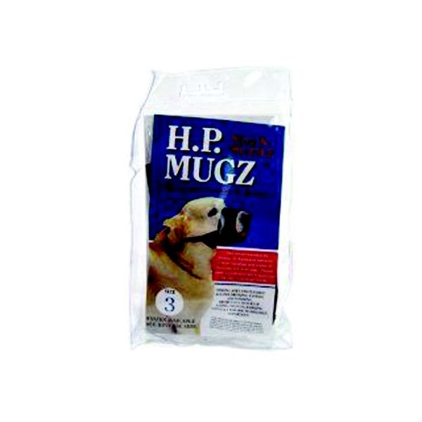 H.p. Mugz Dog Muzzle / Size 3 Large