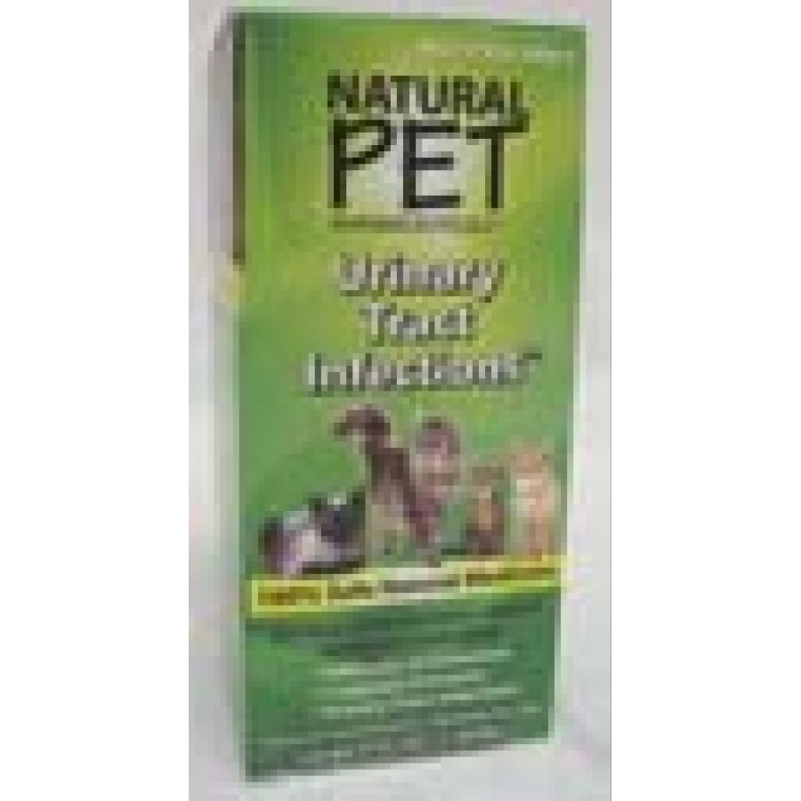 Natural Pet Cat Urinary Tract Infections Cat Supplement 4 Oz.