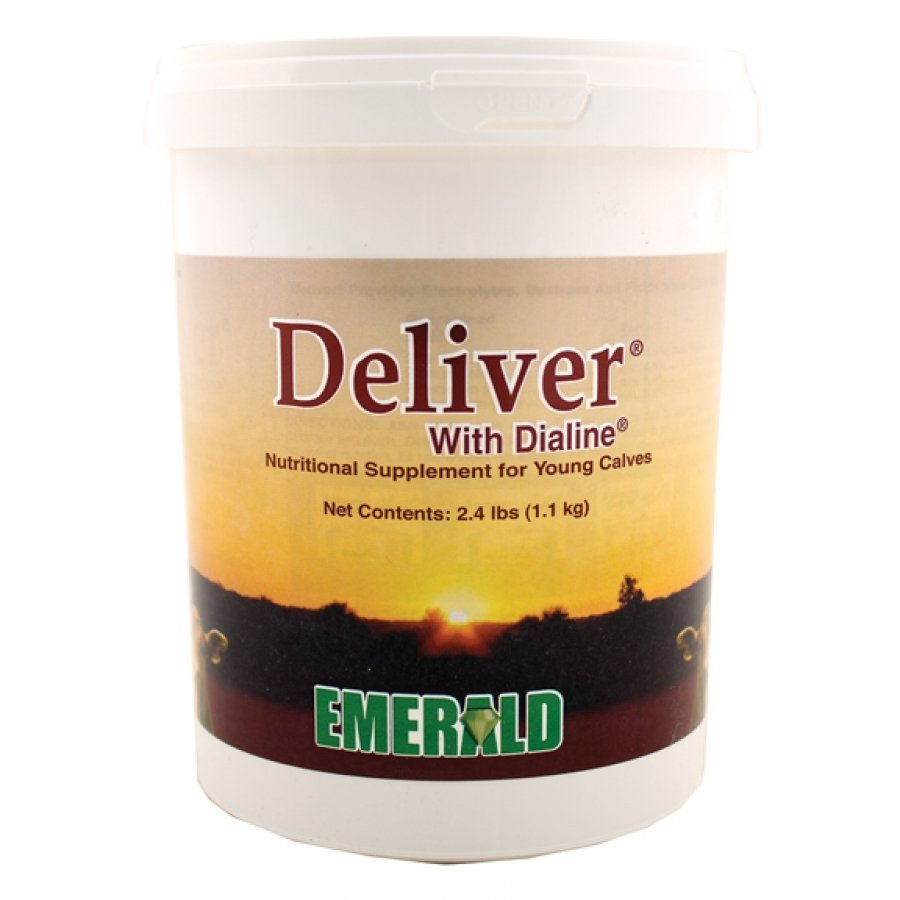 Deliver with Dialine for Calves - 2.4 lbs Best Price