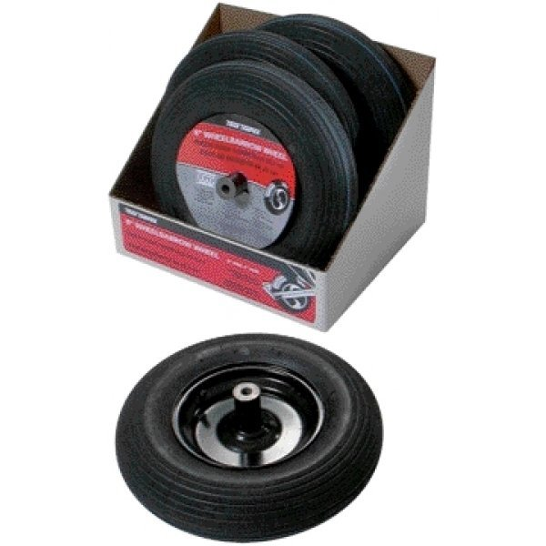 Wheel and Tire Assembly for Wheelbarrows / 8 in. Best Price