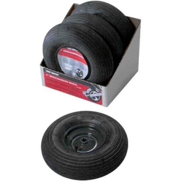 Wheel and Tire Assembly for Ames Wheelbarrows - 6 inch Best Price