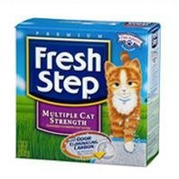 Fresh Step Multi Cat Unscented 25 Lbs