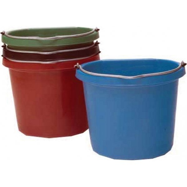 Flatback FortAlloy Bucket 20 qt / Color (Red) Best Price