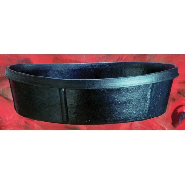 Rubber Tub / Capacity 3.5 Gallon