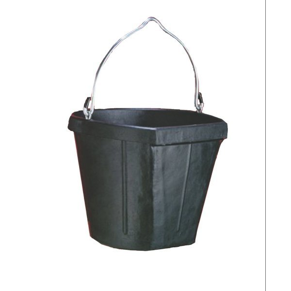 Flatside Feed Bucket - 18 qt. Best Price