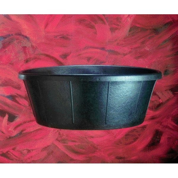 Rubber Tub / Capacity 15 Gallon
