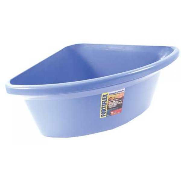 24 Quart Corner Feeder / Color (Sky Blue) Best Price