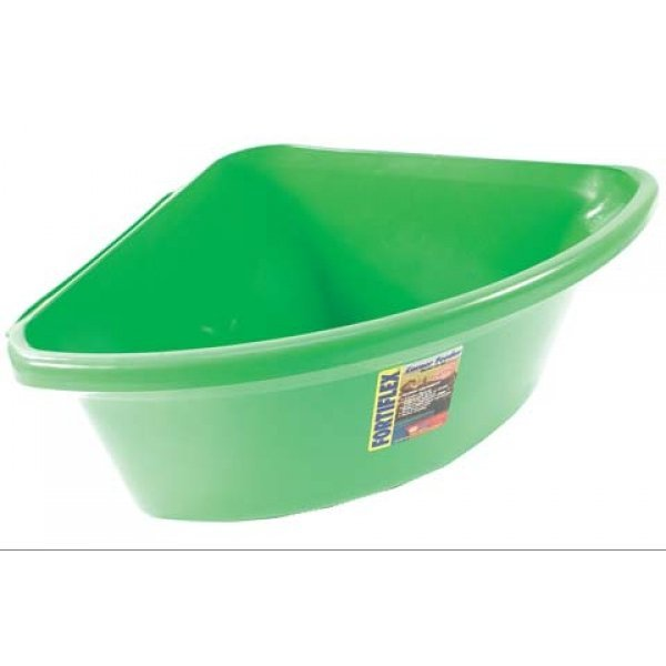24 Quart Corner Feeder / Color (Mango) Best Price