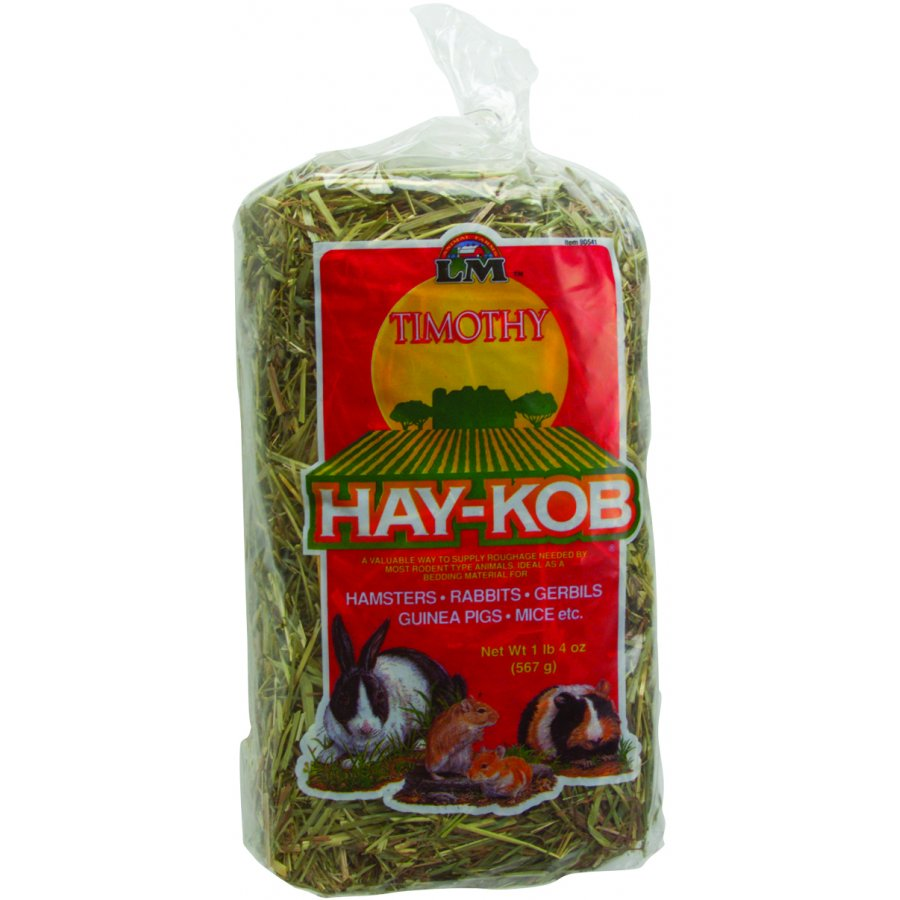 Timothy Hay Kobs For Small Animals / Size 20 Oz.