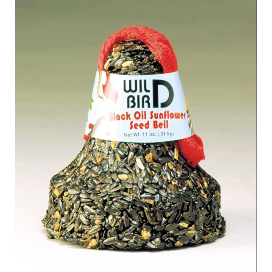 Black Oil Sunflower Seed Bell 11 Oz.
