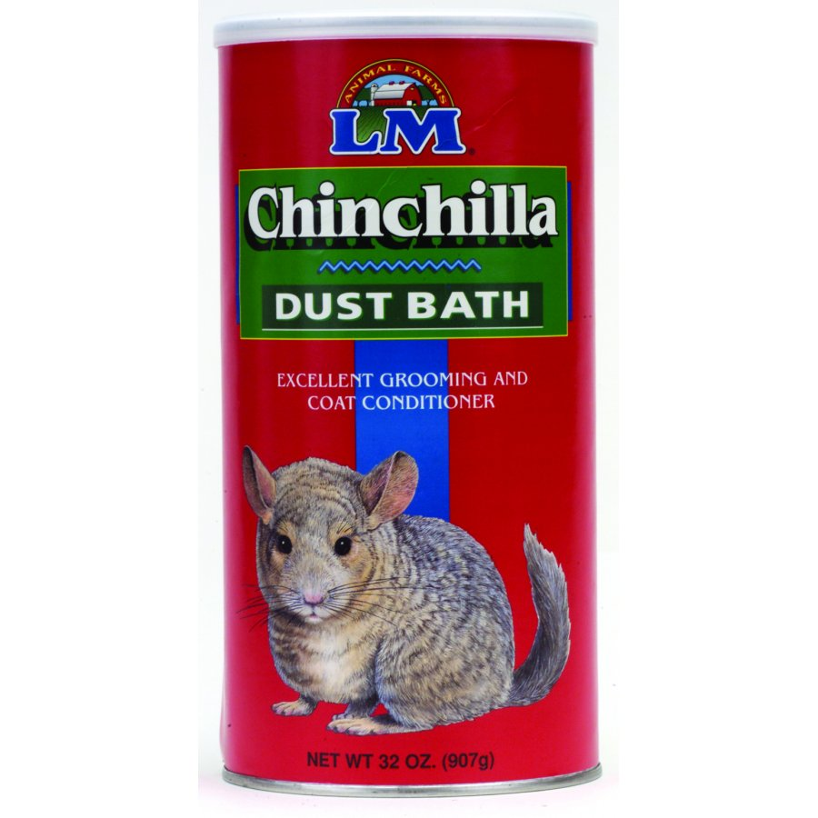 Chinchilla Dust Bath 32 Oz.