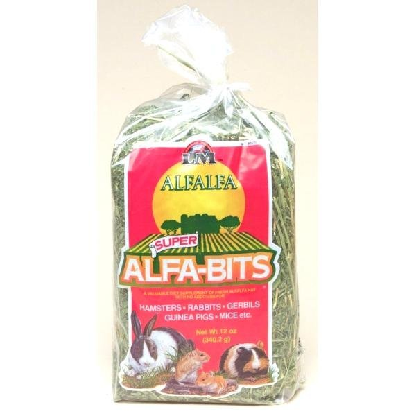 Super Alfa Bits for Small Pets 12 oz. Best Price