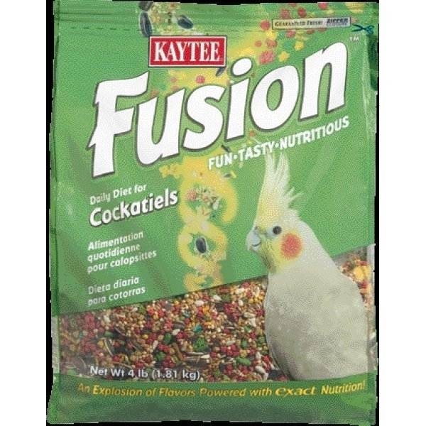 Cockatiel Fusion 4 lbs Best Price
