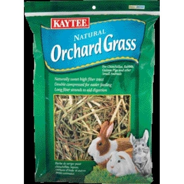 Natural Orchard Grass For Small Pets 16 Oz.