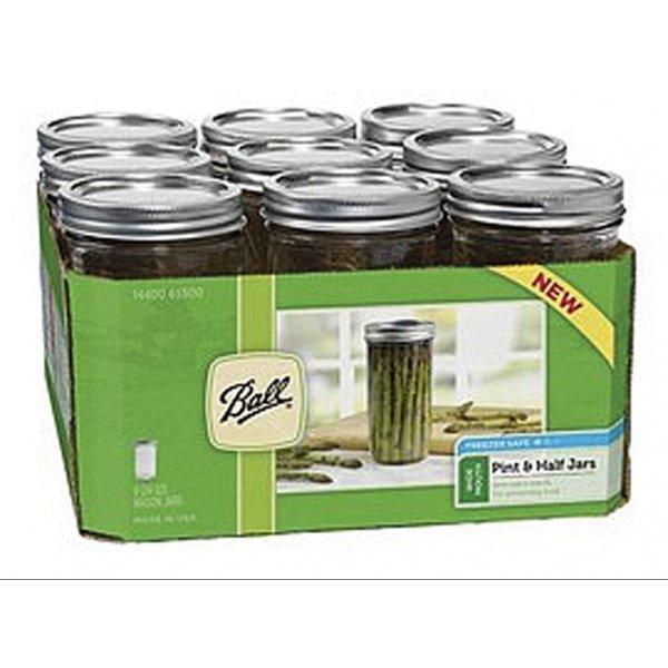 Ball Jars - 1.5 PINT/9 ct. Best Price