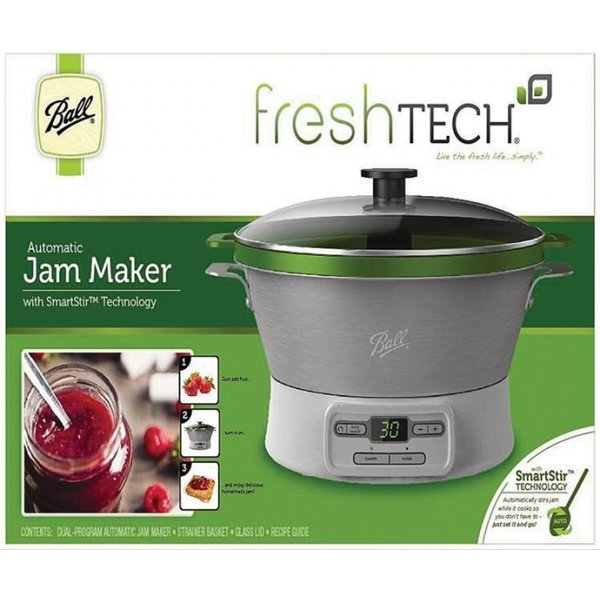 Ball Freshtech Automatic Jam Maker With Smartstir Best Price