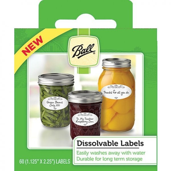 Ball Dissolvable Labels Best Price