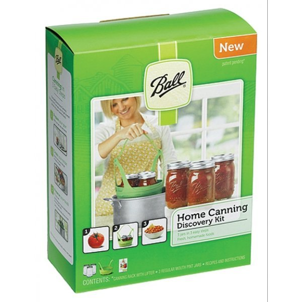 Ball Home Canning Discovery Kit Best Price