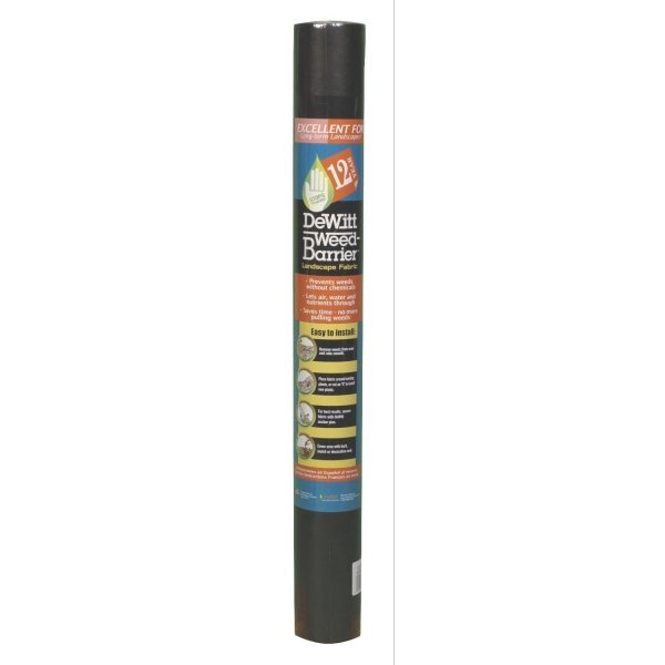 Dewitt Weed Barrier / Size (3x50 feet / 12 yr.) Best Price