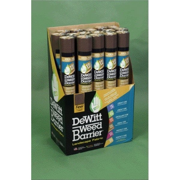 Dewitt Weed Barrier / Size (3x50 / 12 yr / Earthtone) Best Price