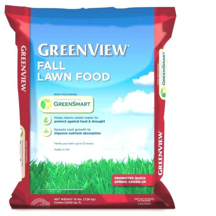 Greenview Fall Fertilizer 22-0-10 - 5000 sq ft. Best Price