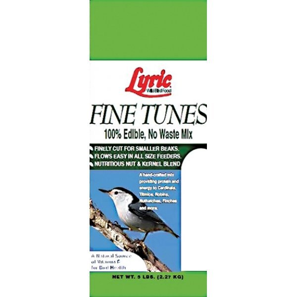 Lyric Fine Tunes Wild Bird Food 15 Lb.