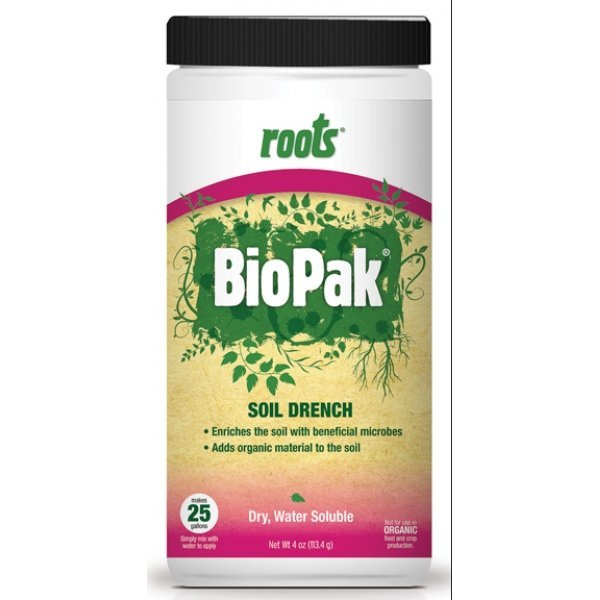 Roots Biopak Soil Drench - 4 oz. Best Price