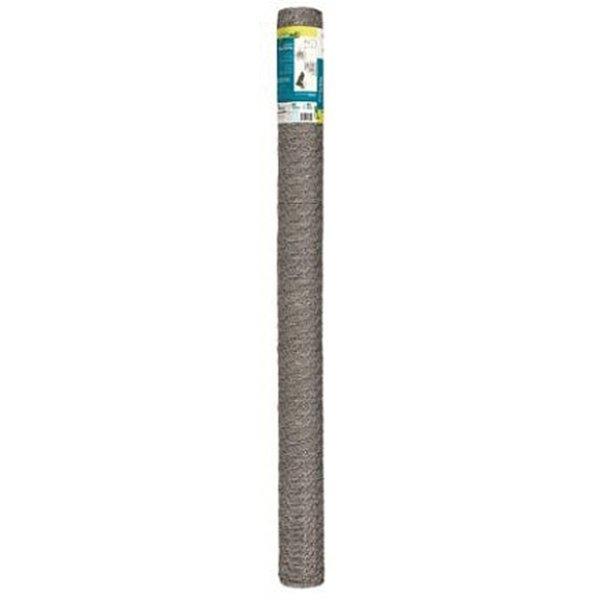 Galvanized Hex Netting / Size (48 x 25 in.) Best Price