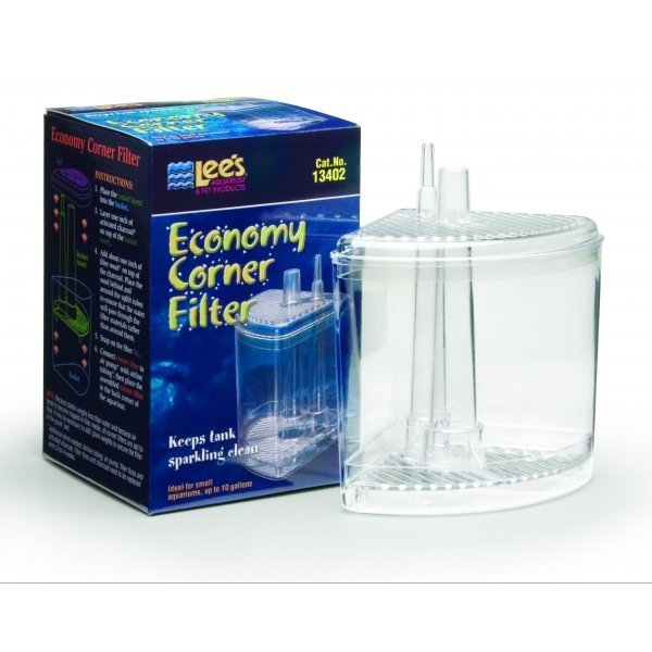Lees Economy Corner Aquarium Filter - Small Best Price