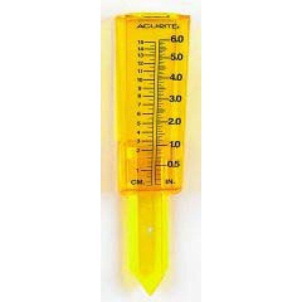 Deluxe Rain Gauge 6 inches Best Price