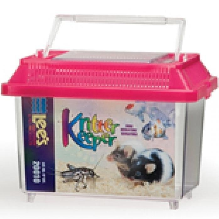 Kritter Keeper Fish And Reptile Homes / Size Mini Rectangle