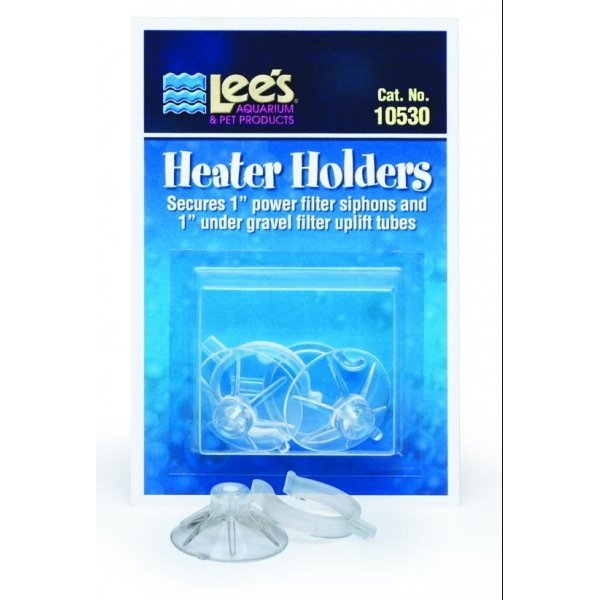 Aquarium Heater Holders 2 Pk.